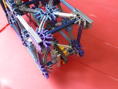 Main Body, Impact Rails, Trigger