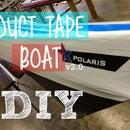 Duct Tape Boat v2.0