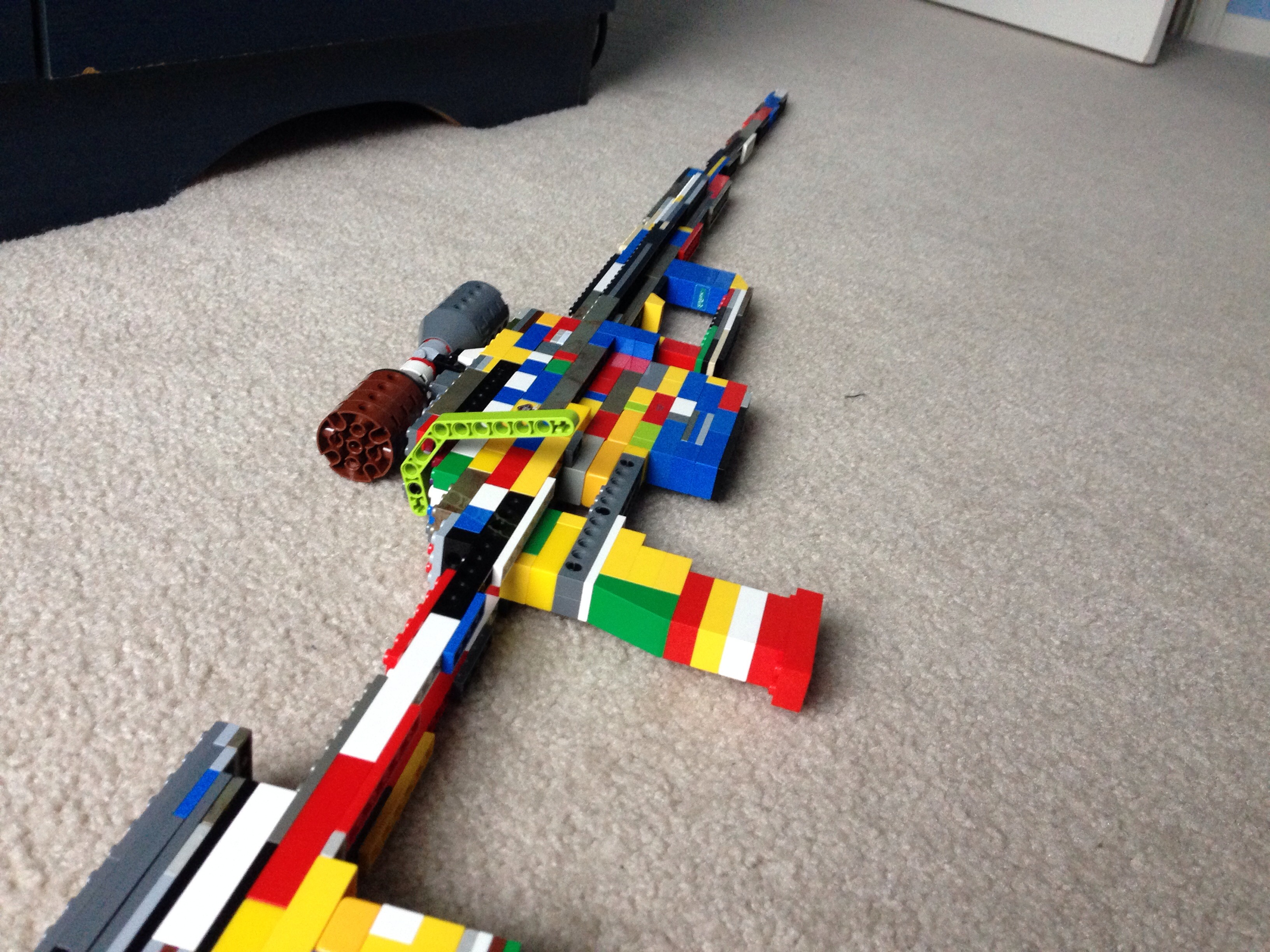 Picture of Lego Intervention