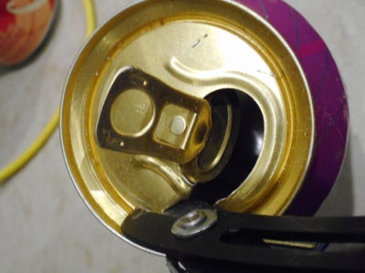 Cut the Top Off the Can and Fill It With Patience