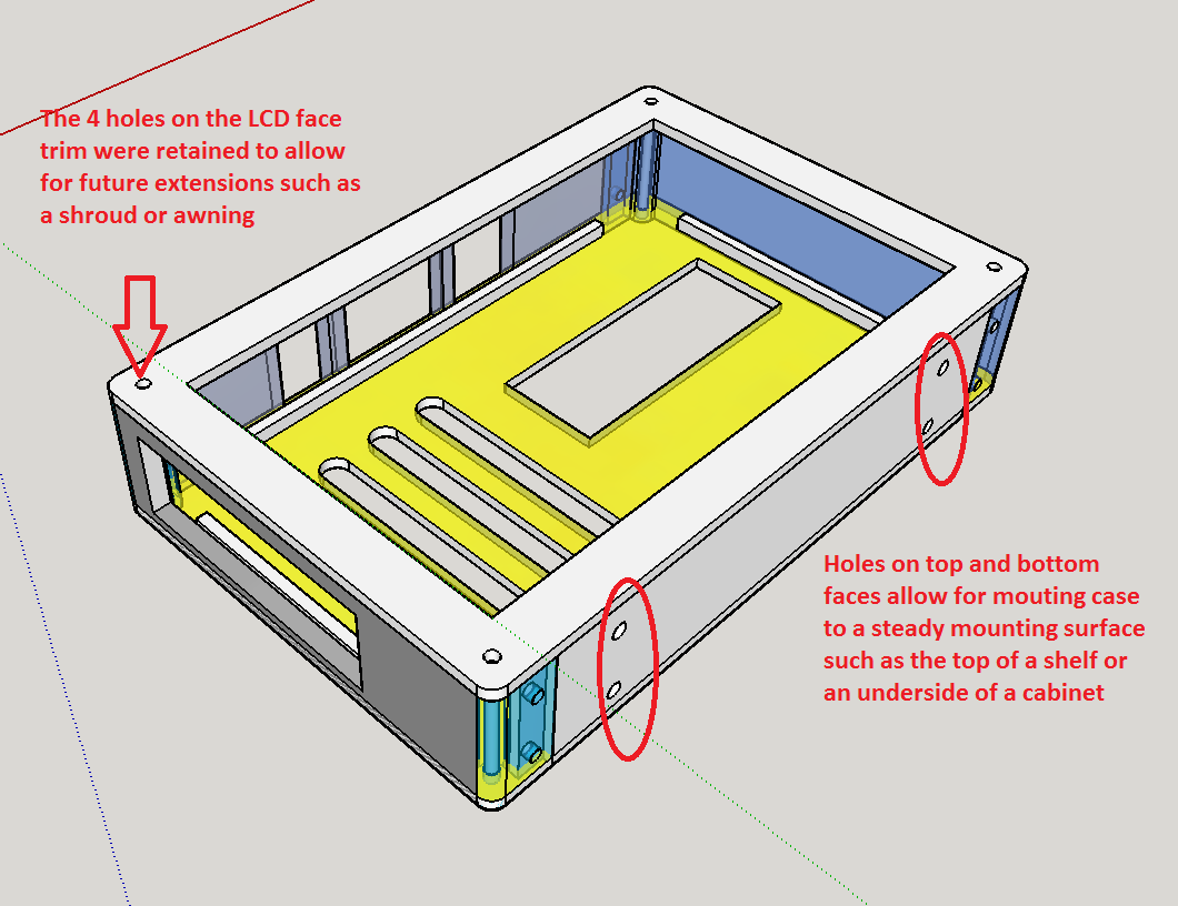 Picture of Printing and Assembly Considerations