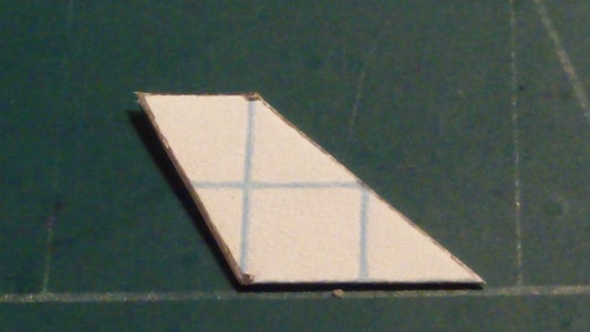 Applying the Wings and Horizontal Stabilizers; Stapling