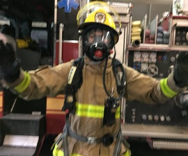 How to Put On Firefighter Turn-Out Gear