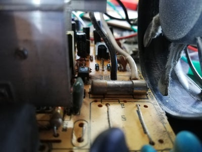 Modifying the Power Supply