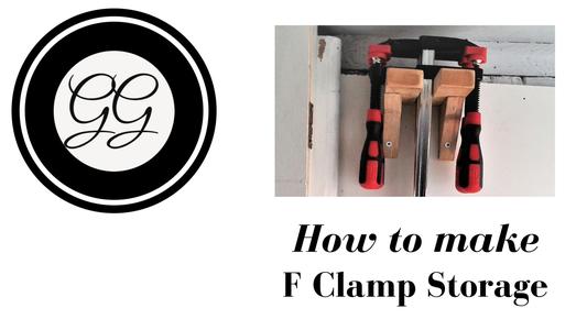 Quick & Easy F Camp Storage