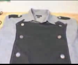 How to Make a Steampunk Shirt