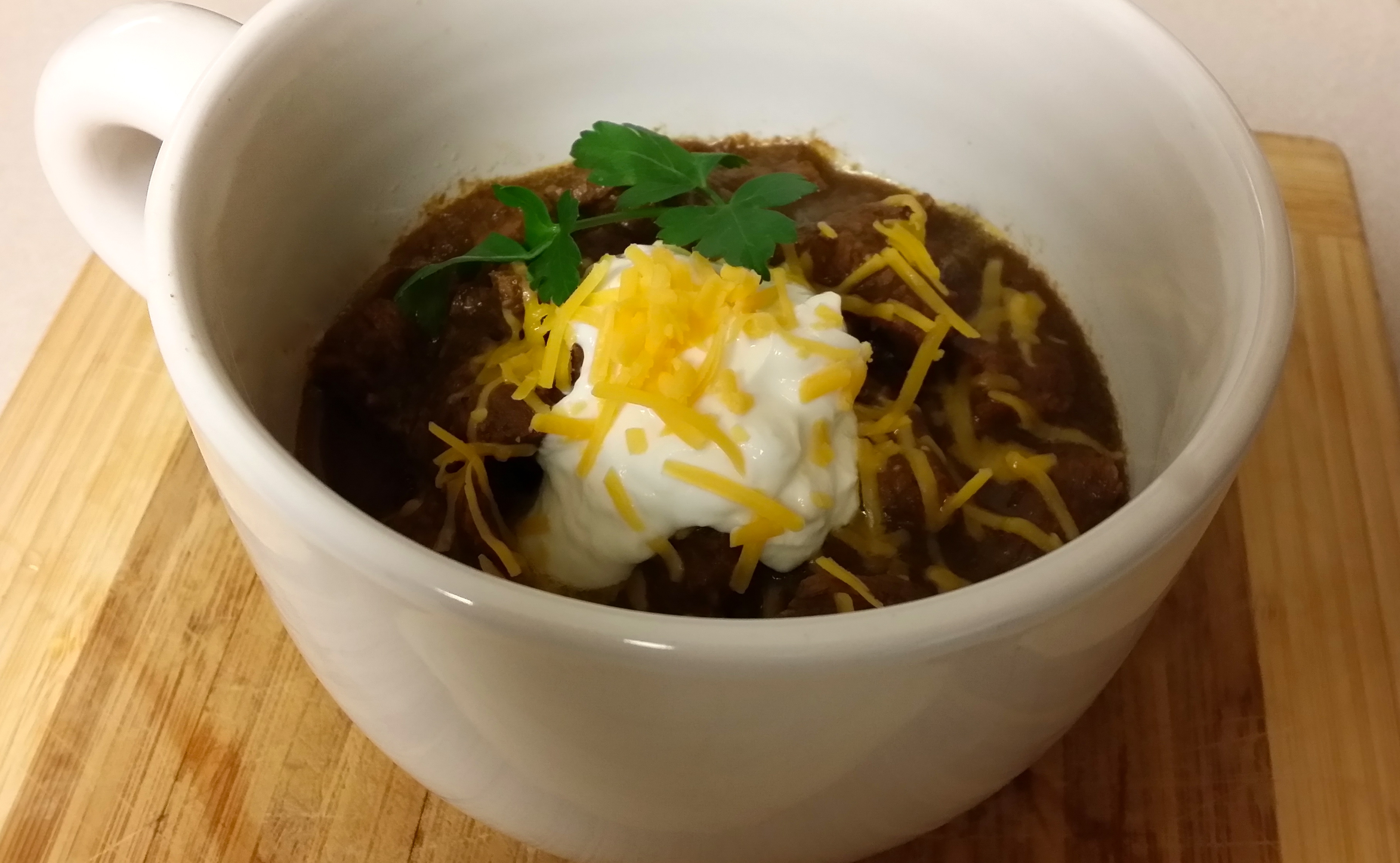 Picture of Slow Cooker Chili Con Carne
