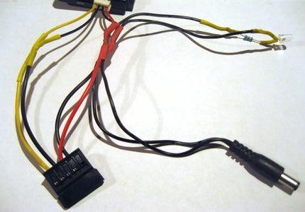 Signal Light and Power Distribution