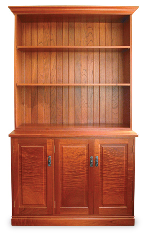 Picture of How to Make a Fine FIgured Bookcase