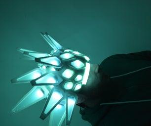 Arduino Powered Headdress