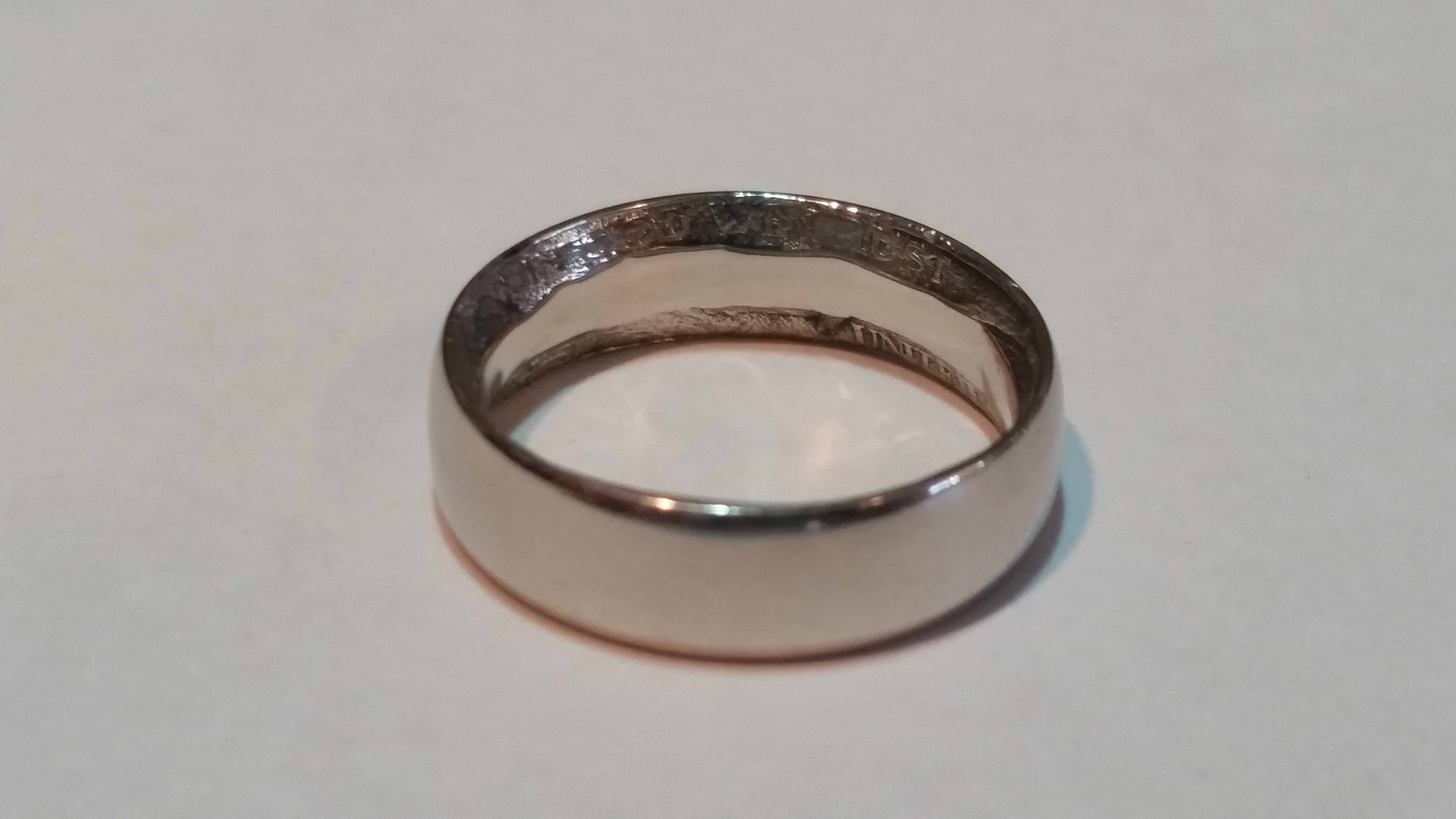 Picture of The Inexpensive Pinky Ring