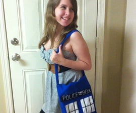 TARDIS Purse