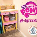 My Little Pony Workbench