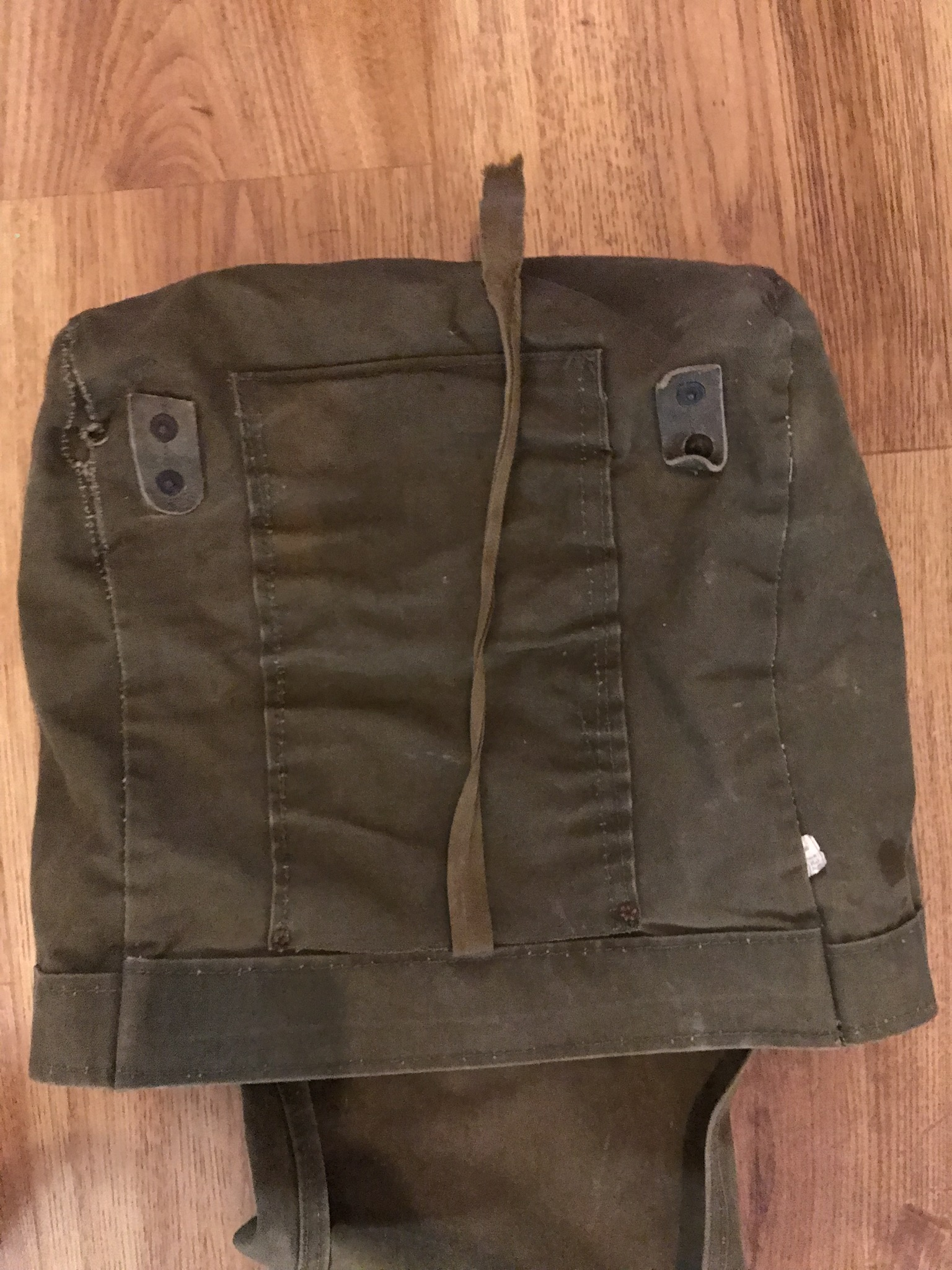 Picture of Find an Old Backpack in a Style You Want to Make