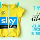 Tiny Tour de France Yellow Jersey Tutorial