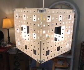 Lámpara Fractal / Fractal Lamp