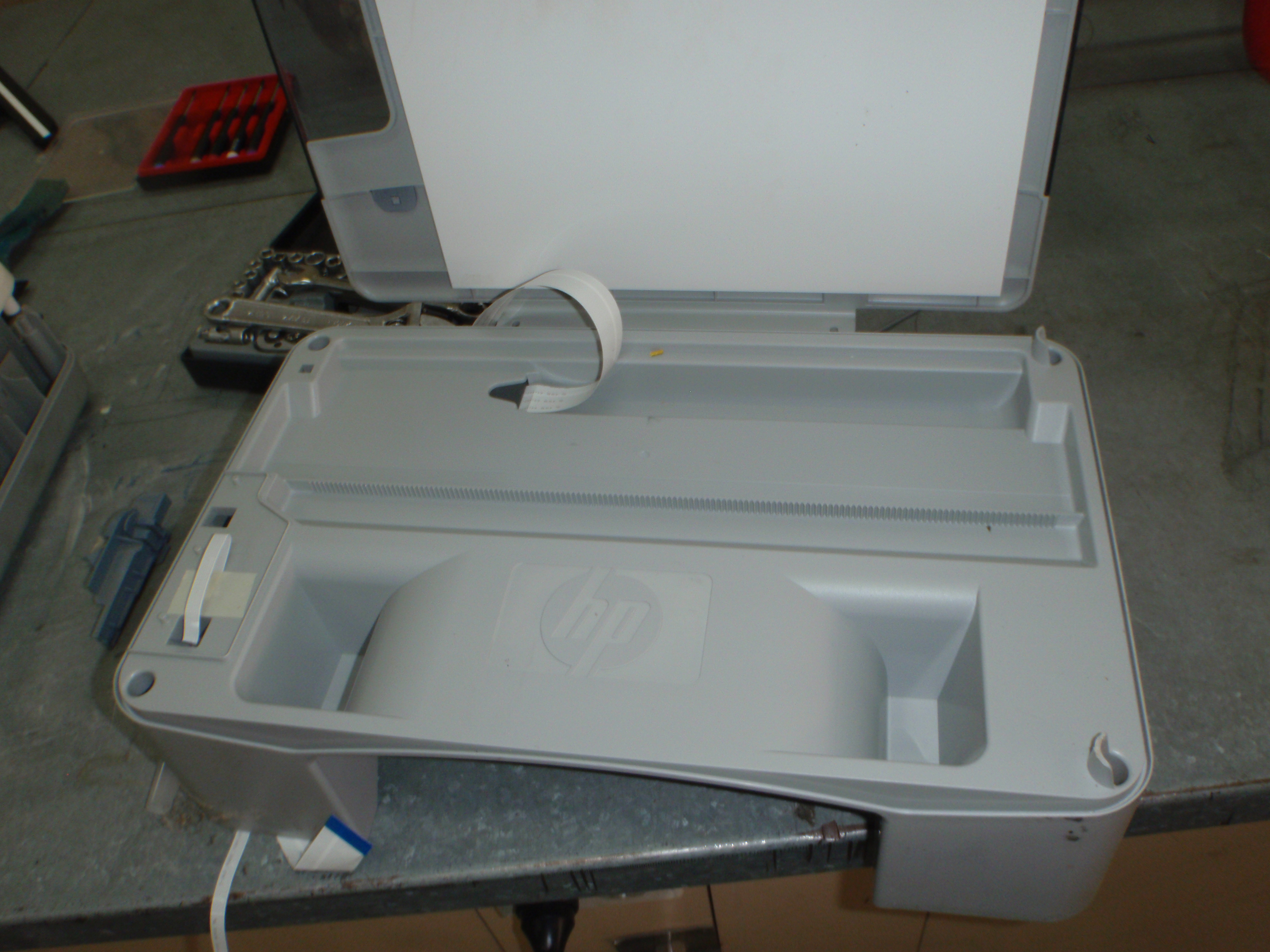 Picture of Modifing the Case and Refitting