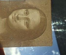 Create 3D printable lithophane in Blender