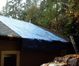 Asphalt shingle replacement, stop those roof leaks!