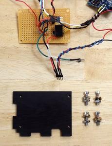 Attach the Circuit Board