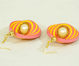 How to Make Beautiful Quilling Paper Earrings?