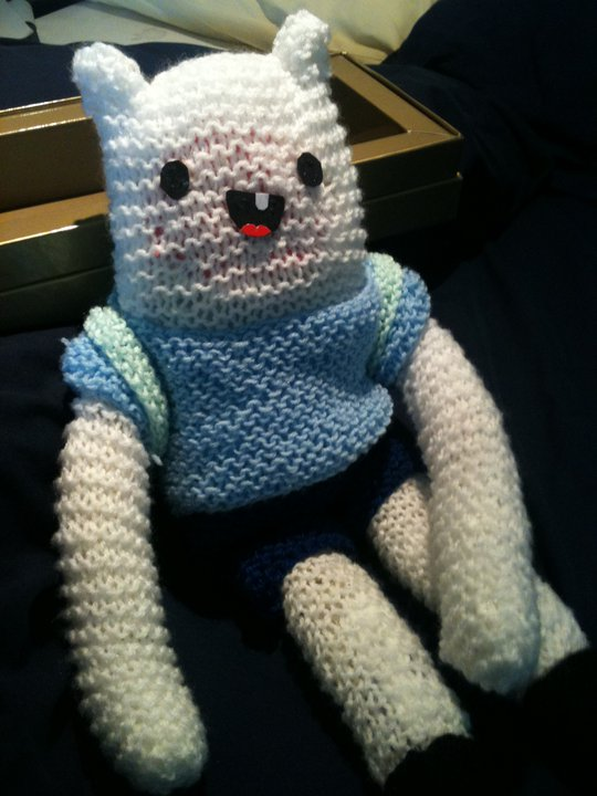 Picture of Finn From Adventure Time!