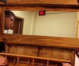 100 Year-Old Secret Wall Mirror