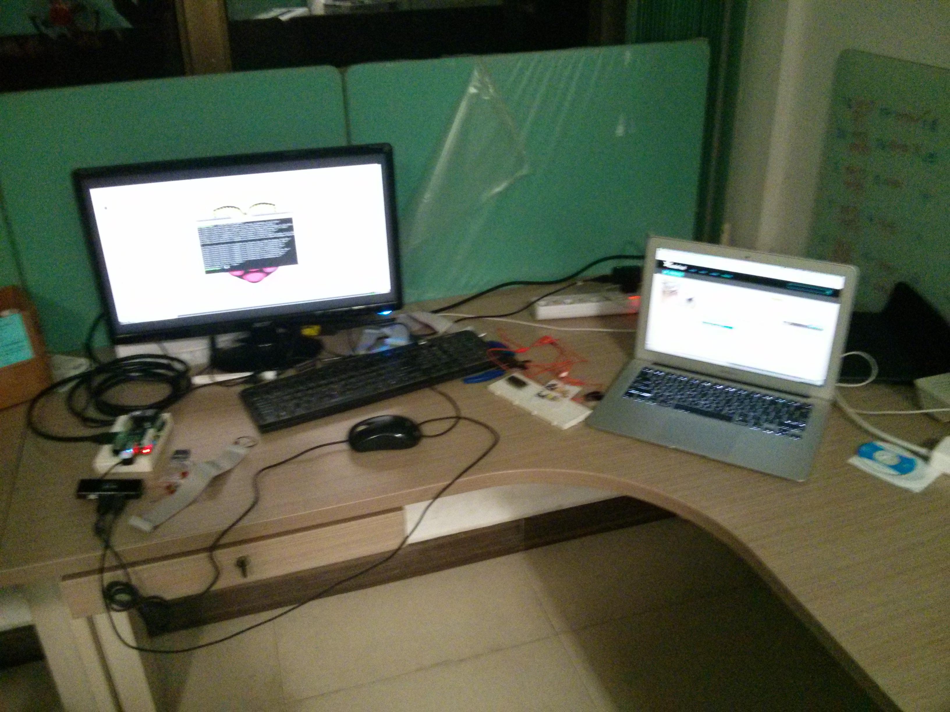 Picture of SSH Into Raspberry Pi