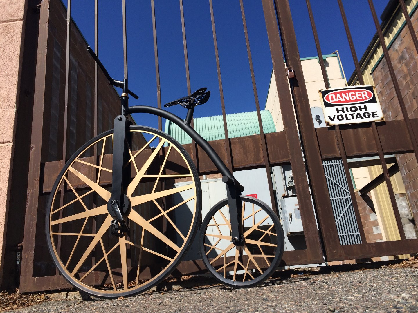 Picture of Modern Penny Farthing