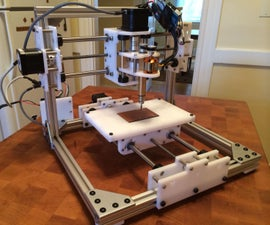 Make a CNC Mill With a Laser Cutter