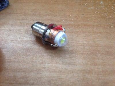 Simple Flashlight LED Bulb
