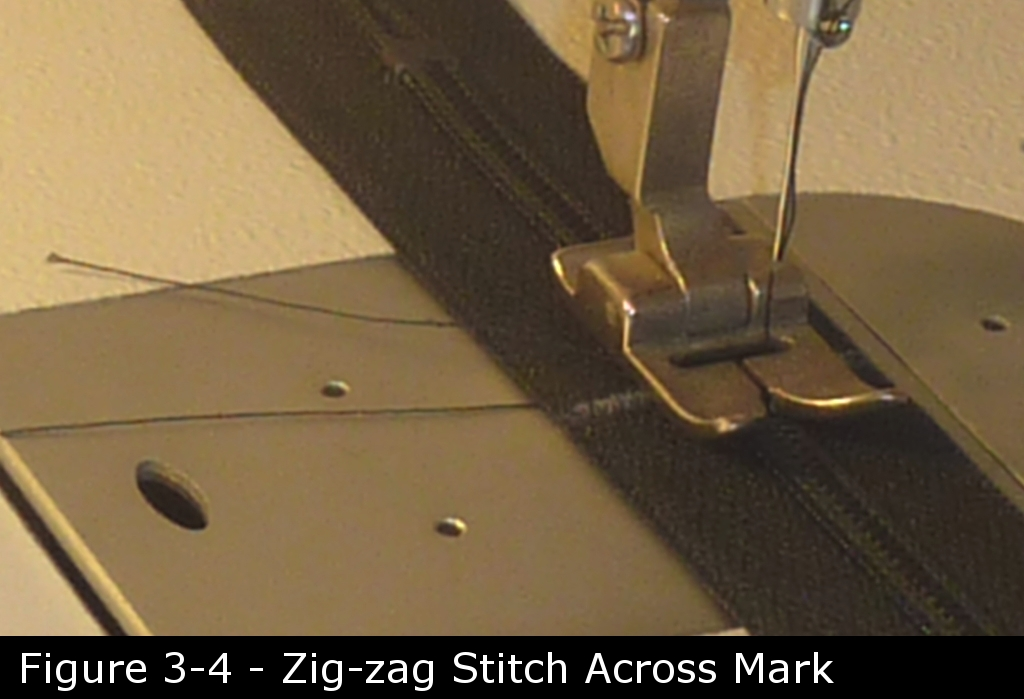 Picture of Insert the Zippers