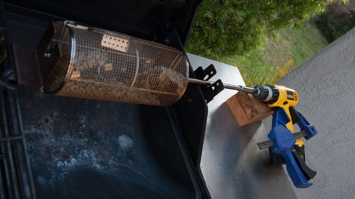 Picture of BBQ Coffee Roasting