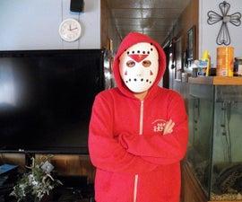 H2O Delirious mask