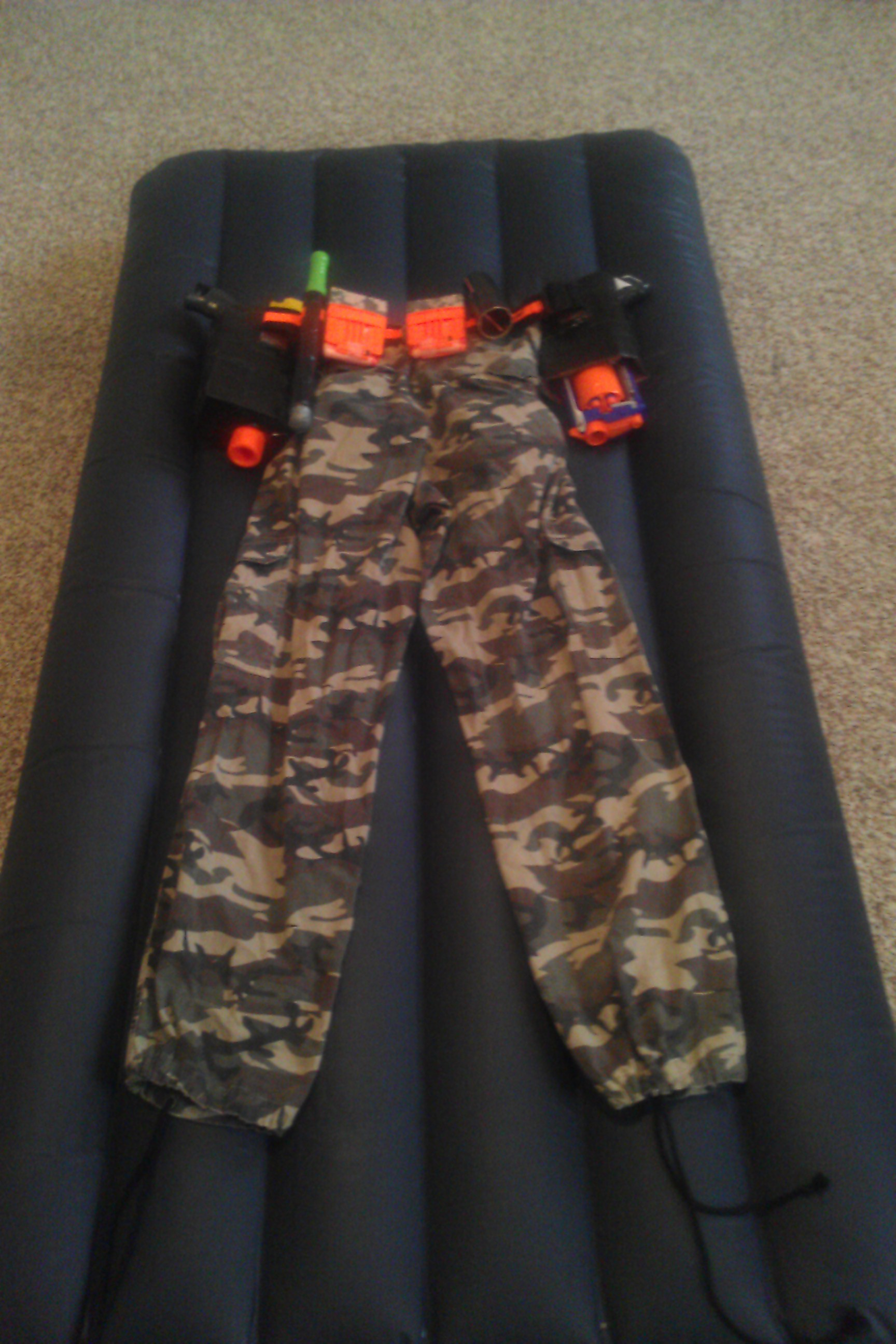 Picture of Lower Body Uniform- Pants and Belt