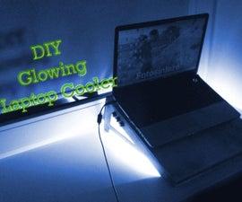 Glowing Laptop Cooler