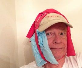 Adventures in Endodontics - Hands-free Facial Ice Pack