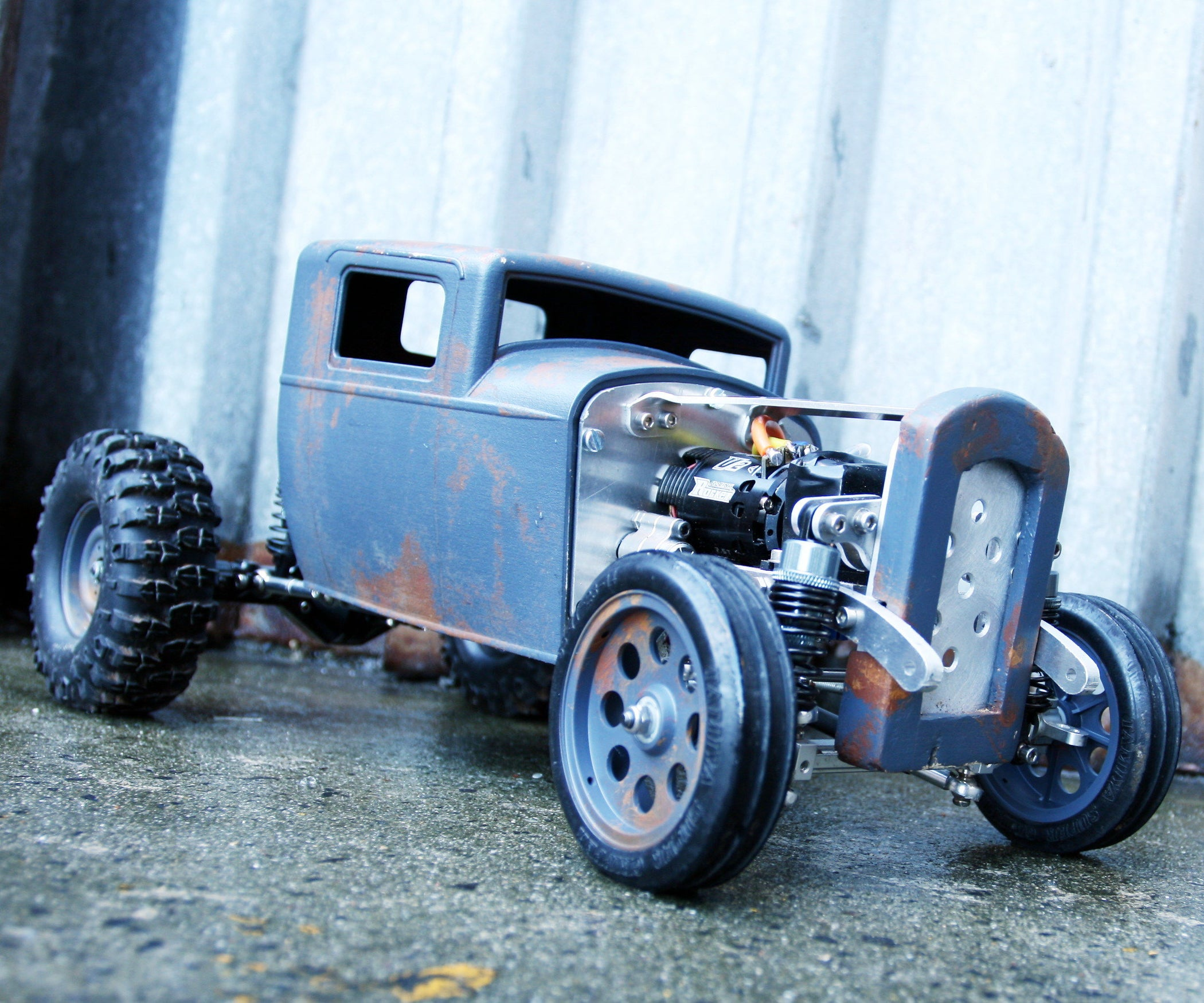 Scratch Build An RC Car With CAD And Rapid Prototyping: 13