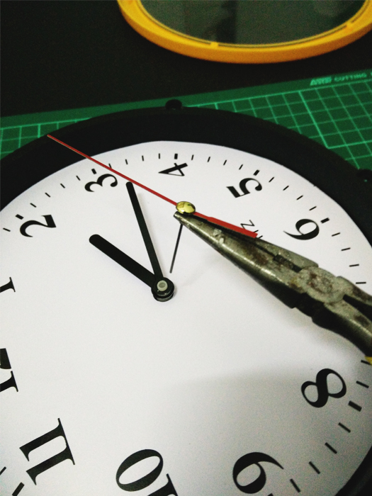 Picture of Dismantle the Clock