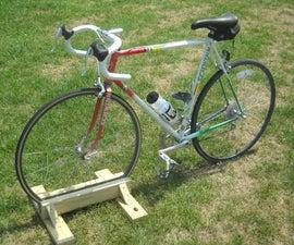DIY Bike Stand
