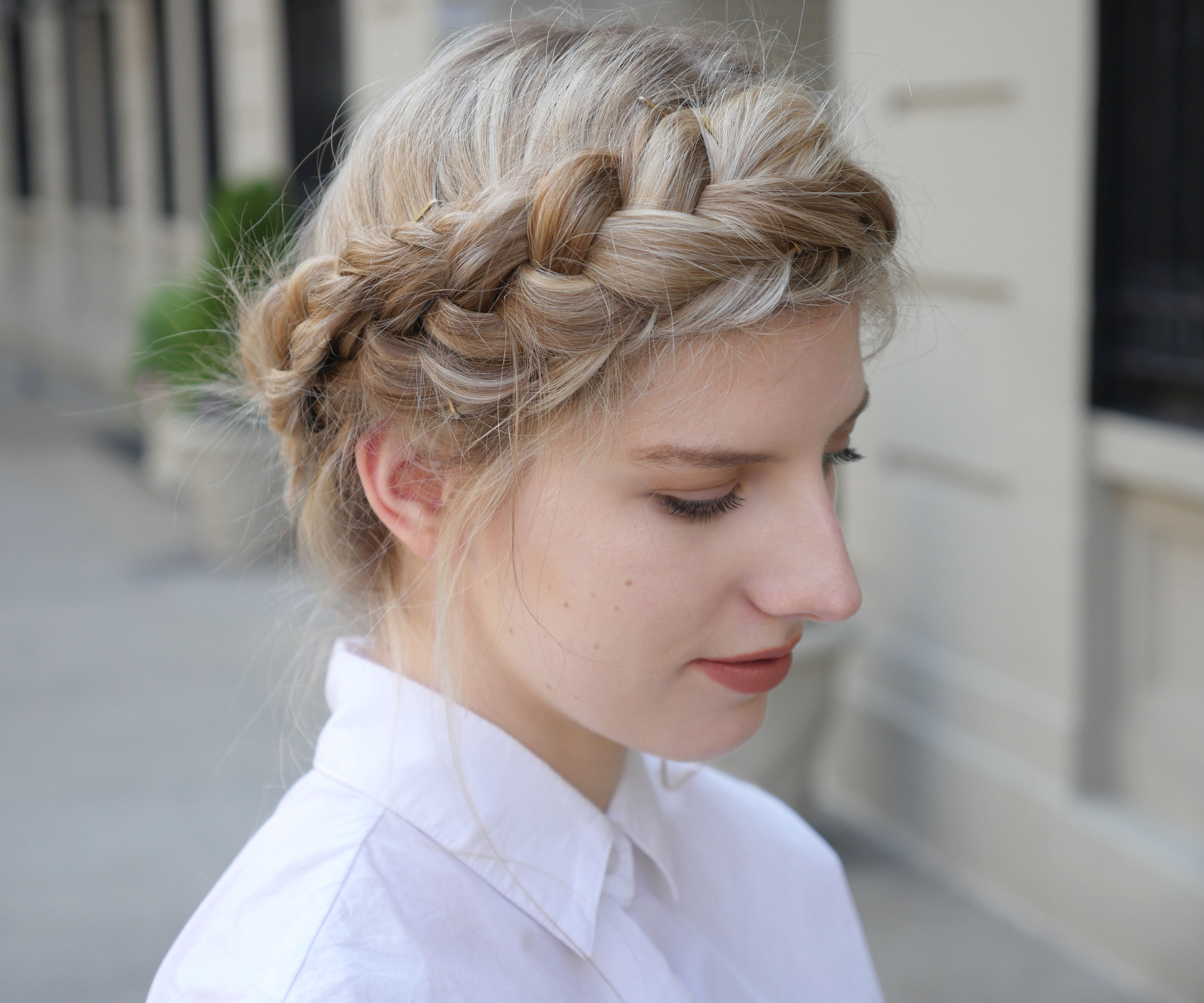 Marvelous Crown Braid 8 Steps With Pictures Instructables Schematic Wiring Diagrams Phreekkolirunnerswayorg
