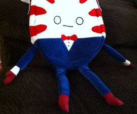 Peppermint Butler Candy Bag