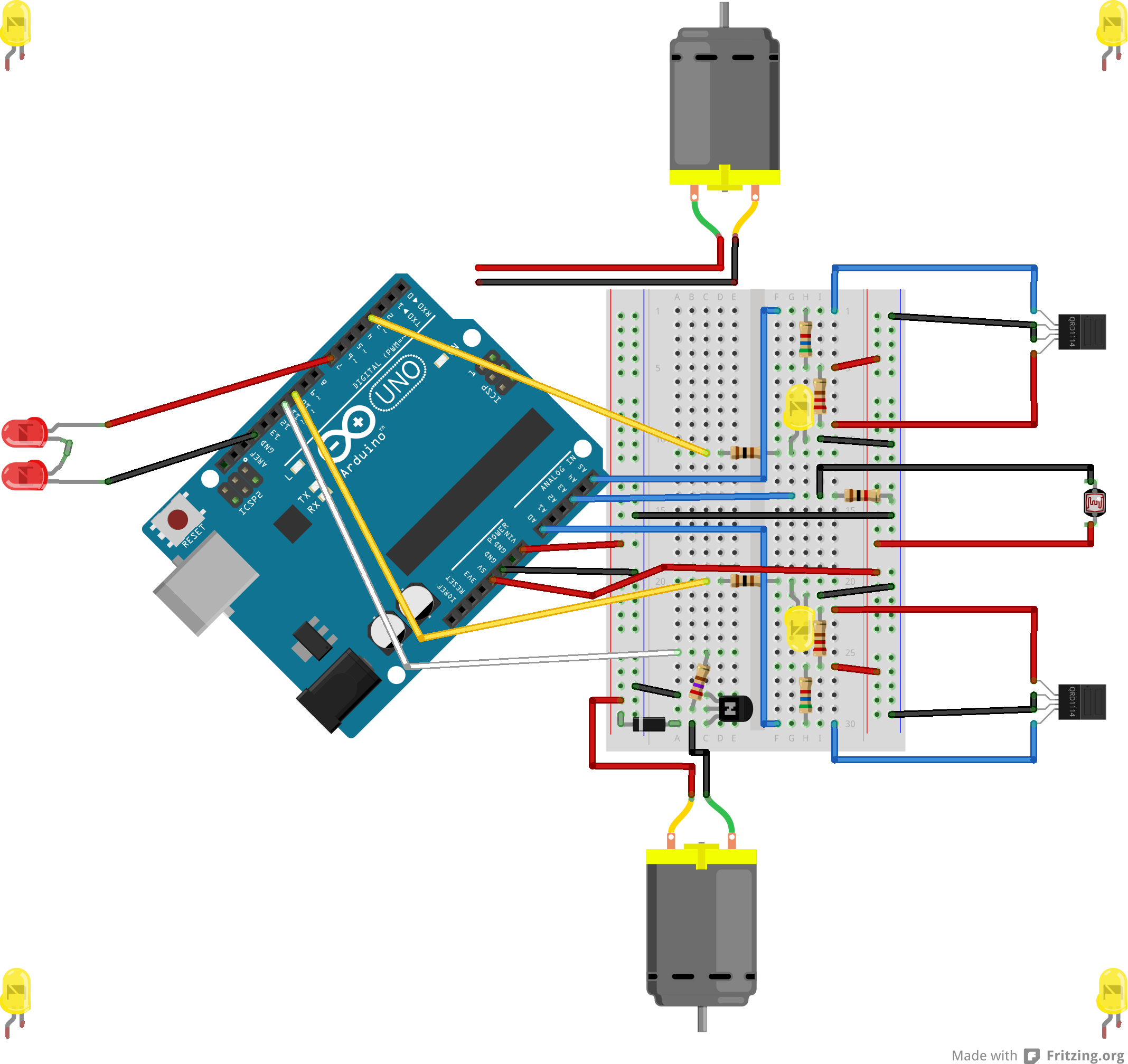 Picture of Breadboarding!