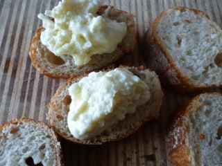 Parmesan Cheese Cream
