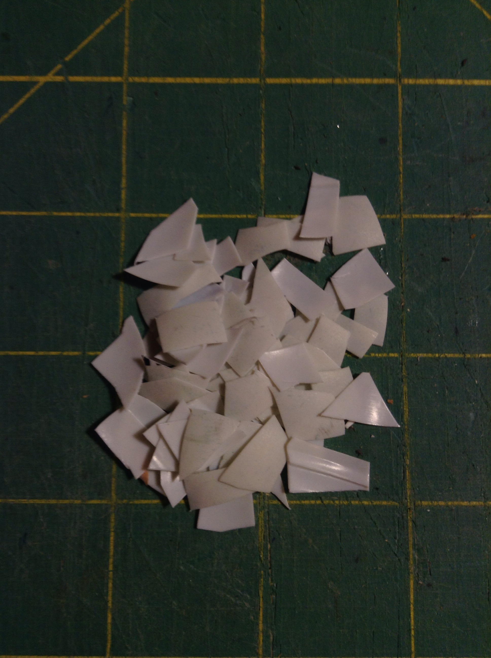 Picture of Cut Up the Table Tennis Ball