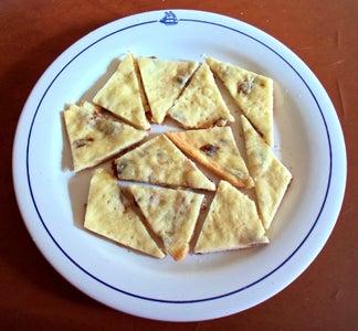 Prosciutto Crackers