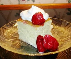 how to make a Tres leches cake from scratch