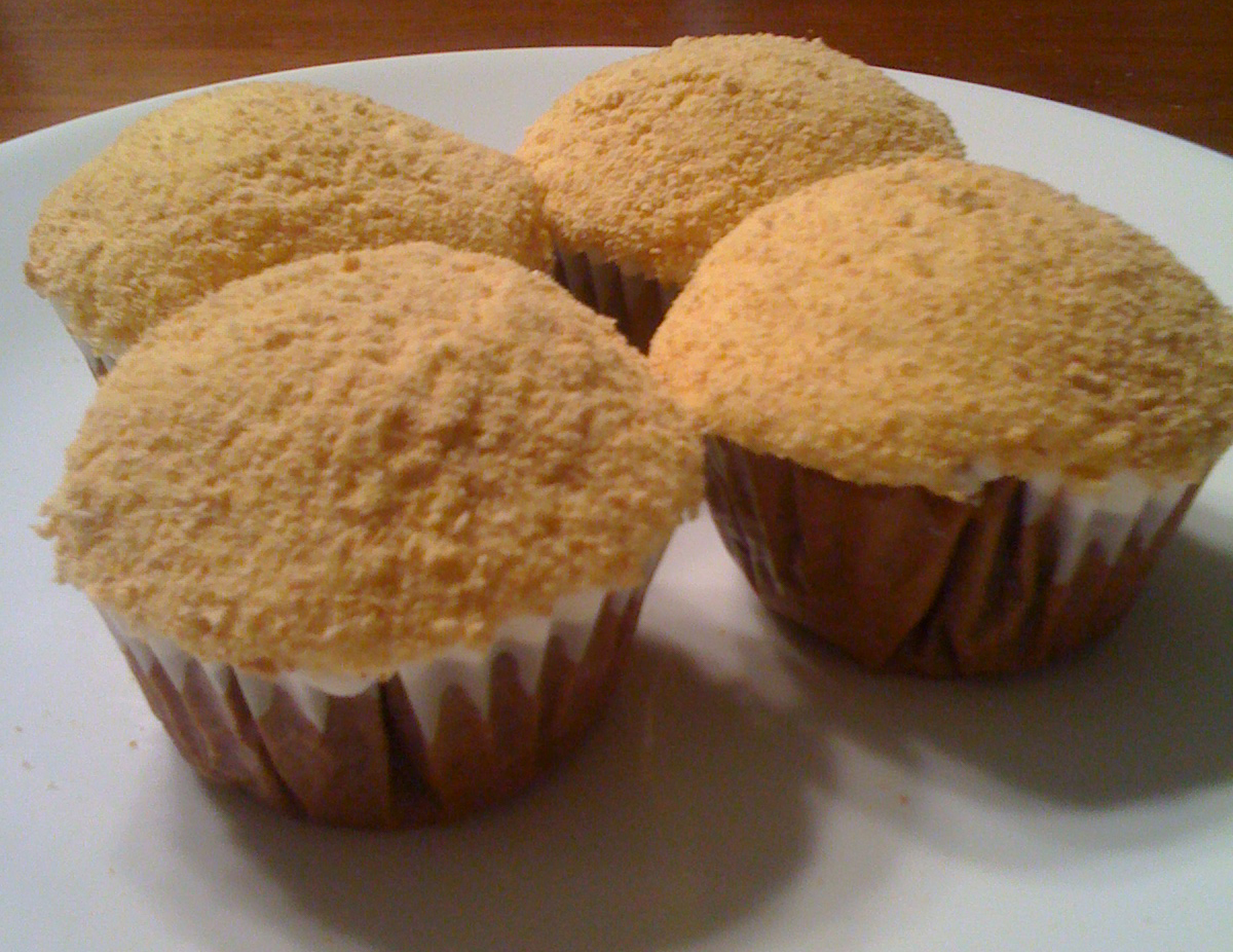 Picture of S'mores Cupcakes