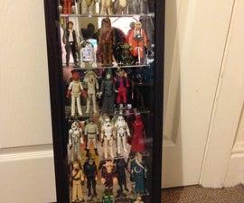 Star Wars Figure Display Box