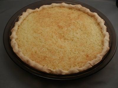 Easy Coconut Pie